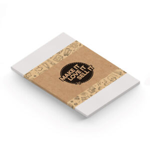 A4 Pure White 350gsm Card - Useful For Card Making, Printing. UK Supplier