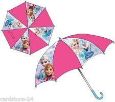 Disney Frozen Kinder Regenschirm 65cm Schirm Sonnenschirm Eiskönigin Anna Elsa