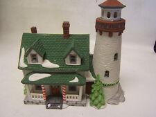 "Dept 56 Heritage Village 1987 ""Craggy Cove Lighthouse"" #5930-7 Euc"