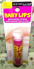 Maybelline 25 Pink Punch Baby Lips Moisturizing Lip Balm