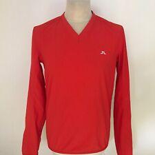 J LINDEBERG Mens Abbe JL Soft Shell Top Jumper Sweater Size Medium Golf Clothing