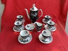 Royal Albert, Night & Day, Complete Coffee Set