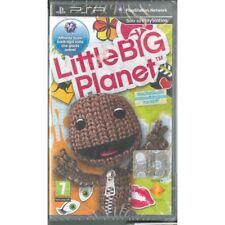 Little Big Planet Videogioco PSP Sony Sigillato 0711719143352