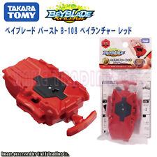 BEYBLADE Burst B-108 Bey Launcher BeyLauncher Right Red Toy Takara Tomy Original