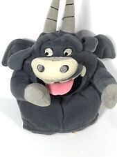 Hugo Gargoyle The Hunchback of Notre Dame Hand Puppet Plush Disney Vintage 11""