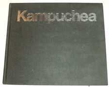 RARE 1979 1ST ED. THE NEW FACE OF KAMPUCHEA - CAMBODIA - by DAVID KLINE - ILLUS.