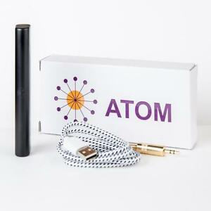 ATOM FAST Scintillation radiation detector for iPhoneiPadAndroid. CsI 8*8*50mm