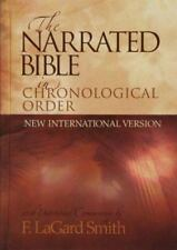 Narrated Bible in Chronological Order (New International Version) (English and E