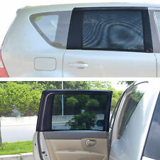 Universal Anti Glare Car Sun Mesh Car Rear Side-Door Square-Window Sun Shade