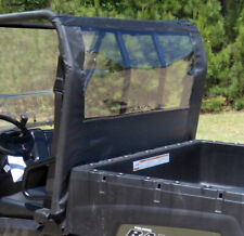 Seizmik Back Panel Window Dust Stopper Rear Polaris Ranger Full Size & Bobcat