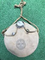 Vintage Boy Scouts of America National Council Aluminum Canteen w/ Cover 1950's