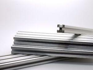 Mini Kossel Delta Reprap 3D Printer Aluminum Extrusion Kit 1.5x 2040 360mm 900mm