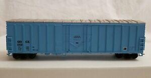 WALTHERS HO NORTH AMERICAN 50' ACF EXTERIOR POST BOXCAR QUAKER QOCX 193 - RTR
