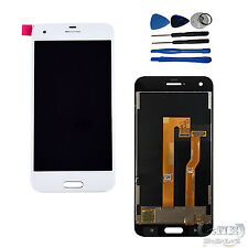 Original HTC One A9s LCD Display Touchscreen Digitizer Komplett Werkzeug Weiß