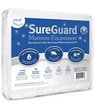 Sureguard Full Mattress Encasement Waterproof Bed Bug Proof Hypoallergenic ZipUp