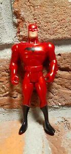 Mission Masters 2 Infared Batman Photon vtg action figure red Kenner DC Comics 1