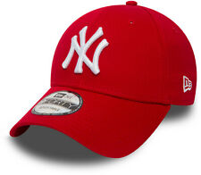 Ny Yankees new era 9Forty Ligue Basique Rouge Casquette Baseball