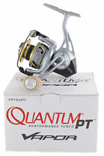 QUANTUM VAPOR PT 15 VP15XPT 5.7:1 GEAR RATIO SPINNING REEL