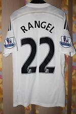 SWANSEA CITY 2014 2015 HOME FOOTBALL SHIRT JERSEY MATCH WORN #22 ANGEL RANGEL