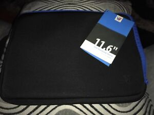 """NEW V7 11.6"""" Elite Notebook Sleeve For Laptops or Tablets IPad  Up To 11.6"""""""