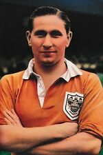 Football photo > Stan Mortensen Blackpool 1948-49