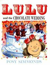 LULU AND THE CHOCOLATE WEDDING NEW PAPERBACK BOOK