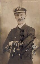 Royal Navy Officer Fred Woodward Cape Town 1910 ?