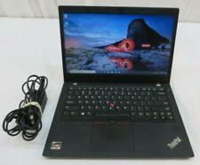 "Lenovo Thinkpad L14 Gen1 14"" Laptop 2.50GHz 4GB RAM 128GB SSD AMD Radeon Graphic"