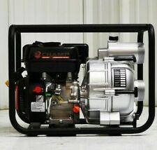 Trash Pump Gas 3 Champ Mfg Fx210 Better Than Honda 55 Gx160 Water