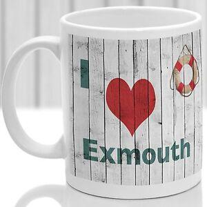 Exmouth, Gift to remember Devon, Ideal present,custom design.