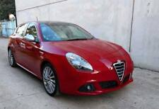 Alfa Romeo Giulietta QV Manual 1.7L Turbo Petrol 2013 Sunroof 63000km Red Petrol