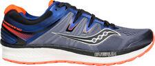 Saucony Hurricane ISO 4 Mens Running Shoes - Grey