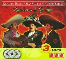 Rancheros de siempre Caja [] * por David Zaizar/Gerardo Reyes/Juan Valentín..