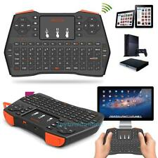 i8 Plus 2.4GHz Mini Wireless Keyboard Fly Air Mouse Touchpad for TV Box PC Pad
