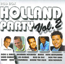 Holland Party : vol. 2 (2 CD)