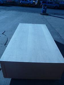 Oak Veneered Double Sided MDF Sheets 19mm