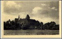 RATZEBURG um 1920/30 AK Dom Blick von der Bäk aus alte Postkarte Ansichtskarte
