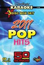 Cb 5146R 50 Song 3 Disc Karaoke Set