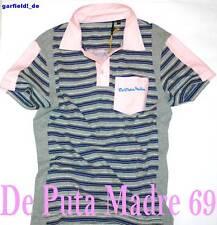 Shirt by De Puta Madre 69 *Teacher Fucker* Polo Tee *T- Shirt Gr.S *NEU