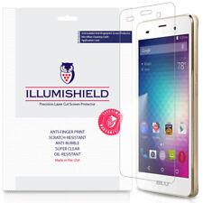 3x iLlumiShield Ultra Clear Screen Protector Cover for Blu Dash M2