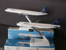 Airworld Aviation (Now Thomas Cook) Airbus A320 & A321 Push Fit Models - NEW