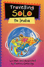 Travelling Solo to India (Travelling solo) - New Book Guthridge, Bettina