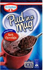 Dr Oetker Pud In A Mug Rich Chocolate Cake 70g