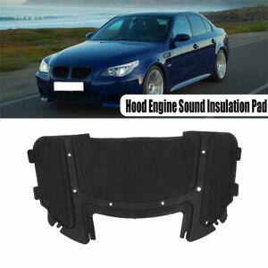 Car Engine Soundproof Insulation Pad for BMW E90 E91 E92 E93 323i 325i 3 Series