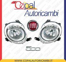 DEPO 51787491+51787492 Fari Anteriori per Fiat Nuova 500 2007