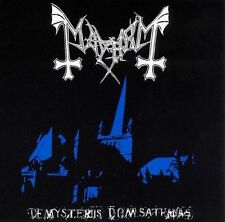MAYHEM De Mysteriis Dom Sathanas Purple Vinyl LP Sealed Metal Darkhrone Xasthur