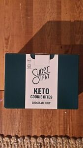 fat snac Cookies Keto Snack Low CarbCookies- Chocolate Chip 3 Pack - Gluten Free