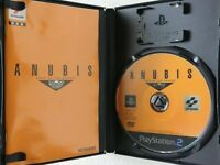 ANUBIS Zone of The Enders PS2 KONAMI Sony Playstation 2 From Japan