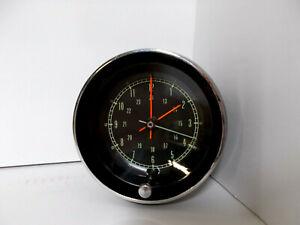 1965 1966 1967 65 66 67 Corvette Clock Restored Works Perfectly BEAUTIFUL!!!