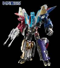 TFC Toys Hades Liokaiser complete set 3rd Party Transformers